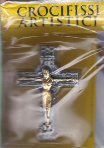 Crocifissi Artistici - n. 6 - settimanale- 25/2/2021