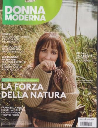 Donna moderna - n. 144 - 14 ottobre 2021- settimanale