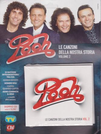 Cd Sorrisi Speciale  4 -  Pooh- n. 4 - volume 2 - doppio cd -  settimanale -22/12/2020