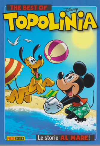 Disney Compilation - The best of Topolinia- n. 22 - bimestrale -  5 agosto 2021