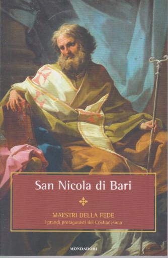 I Libri di Sorrisi 2 - n. 34- Maestri della fede - San Nicola di Bari  - 23/7/2021- settimanale - 128 pagine