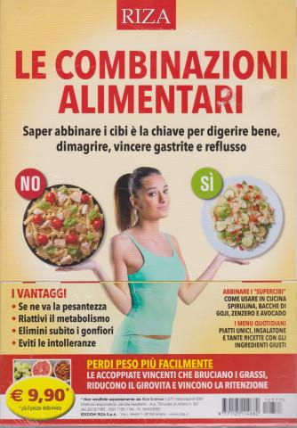 Riza Scienze - n. 377 - Le combinazioni alimentari-  marzo - aprile 2021