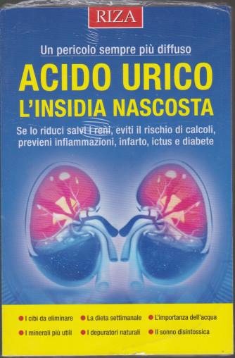 Salute naturale extra - n. 138 -Acido urico - L'insidia nascosta - gennaio 2021