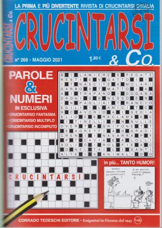 Crucintarsi & Co. - n. 268 -maggio   2021 - mensile