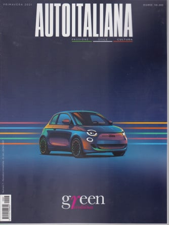 Autoitaliana - n. 7 -primavera 2021 - 23/4/2021