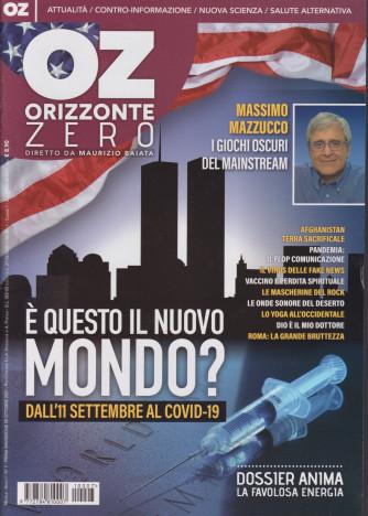 OZ Orizzonte Zero - n. 7 - mensile - ottobre 2021