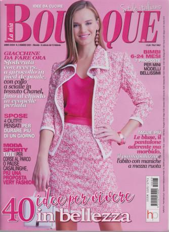 La mia boutique stile italiano - n. 3  - marzo 2021 - mensile -