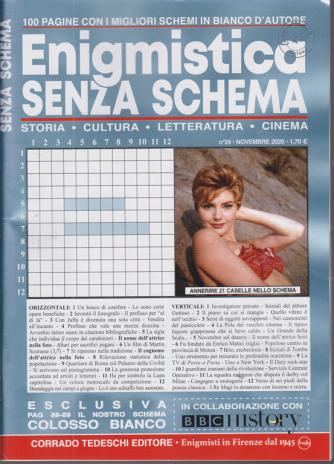 Abbonamento Enigmistica senza schema (cartaceo  mensile)