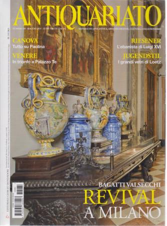Antiquariato - n. 481 -maggio  2021- mensile