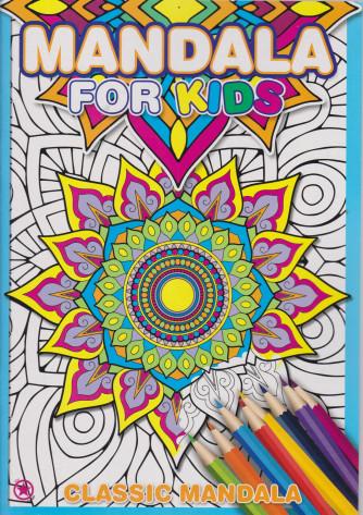 Mandala for kids - n. 3 - maggio - giugno   2021 - bimestrale