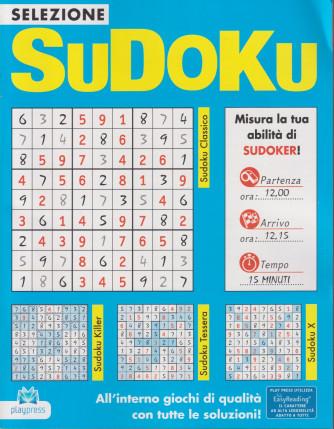Selezione Sudoku - n. 33 - bimestrale - 4/9/2020 -