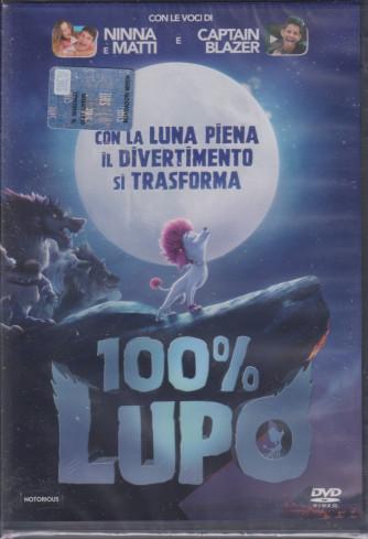 I Dvd di Sorrisi Collection 2 n. 13- 100% lupo - ottobre  2021 -  settimanale