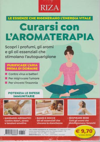 Mentecorpo - Curarsi con l'aromaterapia -  n. 151 - maggio - giugno  2021