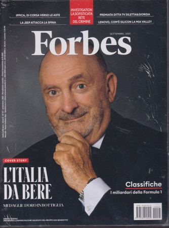Forbes   - n.47  - Settembre 2021 - mensile -