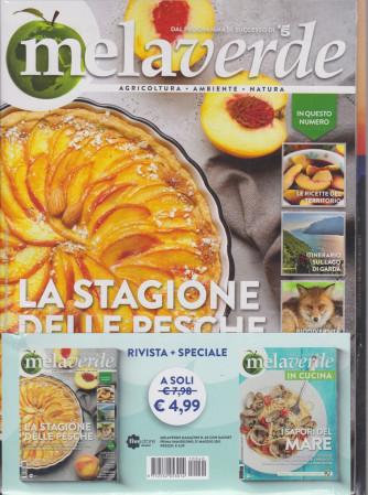Melaverde + Melaverde in cucina - n. 40 - 27 maggio 2021- mensile - 2 riviste