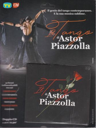 Cd Sorrisi speciale n. 8 - Il tango di Astor Piazzolla - 12 marzo 2021 - settimanale - doppio cd