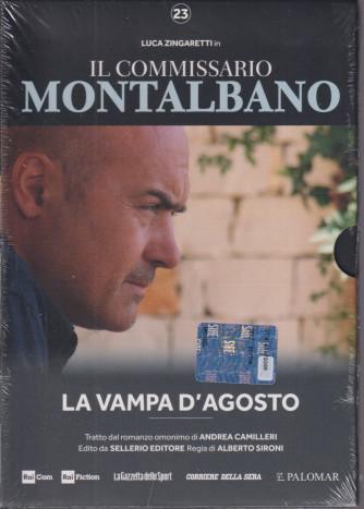 Luca Zingaretti in Il commissario Montalbano - La vampa d'agosto- n. 23 -   - settimanale