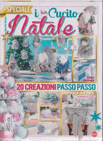 Speciale I love cucito Natale - n. 1 bimestrale - ottobre - novembre 2021 + Crea i tuoi addobbi e le tue lanterne - 2 riviste