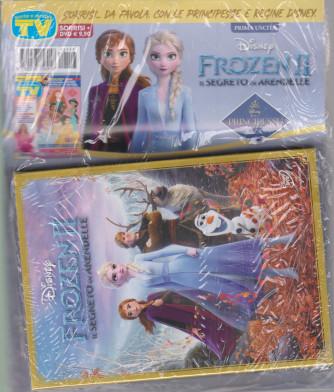 Sorrisi e Canzoni tv + dvd Frozen - Il segreto di Arendelle - prima uscita - Sorrisi + dvd