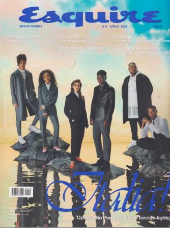 Esquire - n. 14 -aprile  2021 - bimestrale