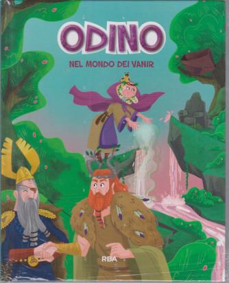 Miti e dei vichinghi - Odino nel mondo dei Vanir - n. 14 - settimanale - 14/5/2021 - copertina rigida
