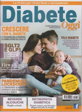 Diabete oggi - n. 62 -febbraio - aprile 2021 - trimestrale