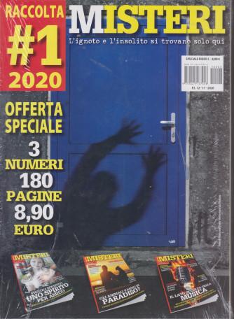 Raccolta Misteri - n. 3 - 12/11/2020 - 3 numeri - 180 pagine