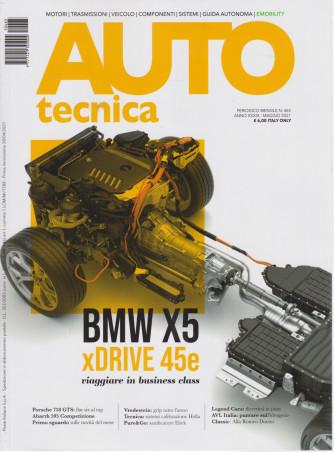 Auto Tecnica - n. 465 - mensile -maggio  2021