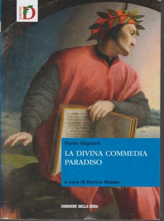 La divina commedia -Paradiso-  Dante Alighieri - n. 3 - settimanale -