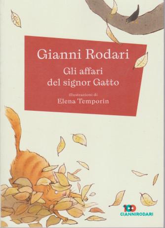 Gianni Rodari - Gli affari del signor Gatto - n. 19 - settimanale - 80  pagine