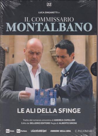 Luca Zingaretti in Il commissario Montalbano - Le ali della sfinge- n. 22 -   - settimanale