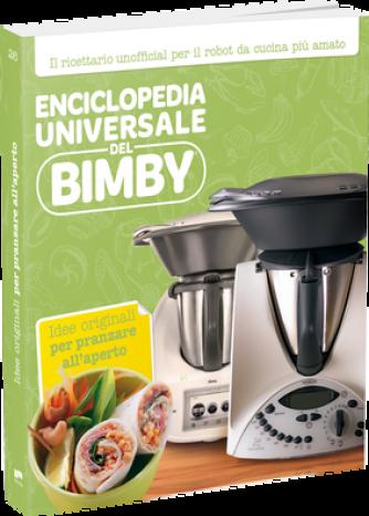 Enciclopedia Universale del Bimby N° 26 Idee originali per pranzare all'aperto