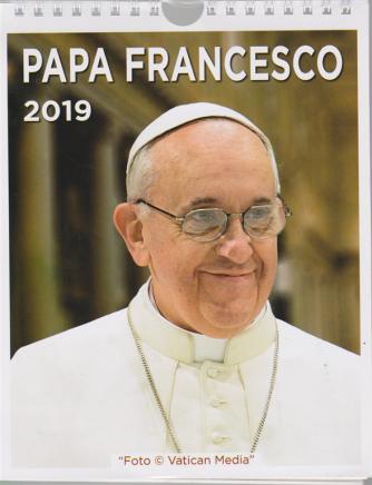 Calendario 2019 - Papa Francesco pocket - bimestrale - n. 3 - 6 novembre 2018