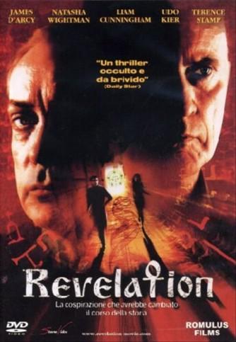 Revelation - Terence Stamp, James D'Arcy, Natasha Wightman (DVD)