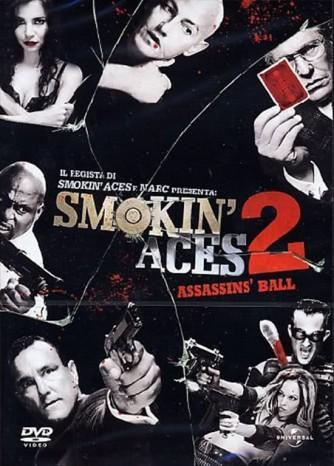 Smokin' Aces 2 - Assassins' Ball -  Tom Berenger, Clayne Crawford (DVD)