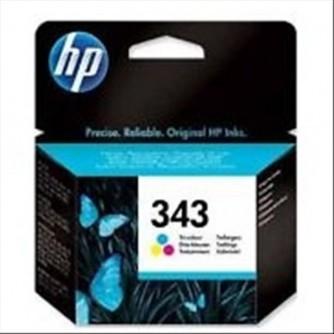 Cartuccia HP 343 colore, originale  per stampante HP - Scaduta Jul-2013