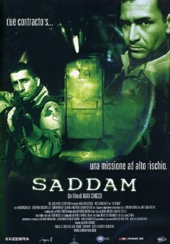 Saddam - Mauro Stante, Riccardo Leto, Frank Adonis (DVD)
