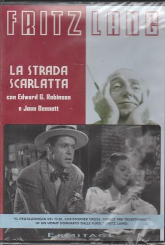 LA STRADA SCARLATTA. DI FRITZ LANG. CON EDWARD G. ROBINSON E JOAN BENNETT