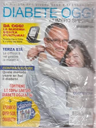 DIABETE OGGI NUMERO SPECIALE.  N. 5. MAGGIO 2016.
