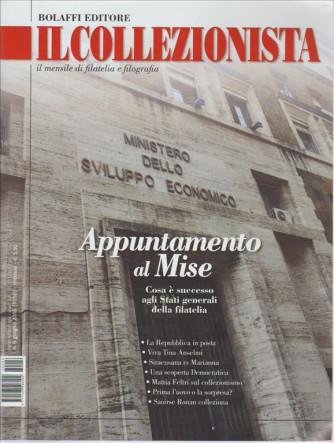 IL COLLEZIONISTA. N. 6. GIUGNO 2016.  BOLAFFI EDITORE.