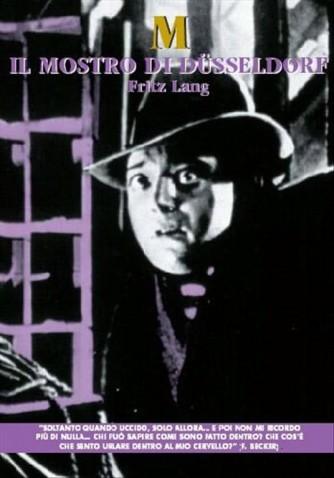 Il Mostro Di Dusseldorf - Peter Lorre, Otto Wernicke, Fritz Lang (DVD)