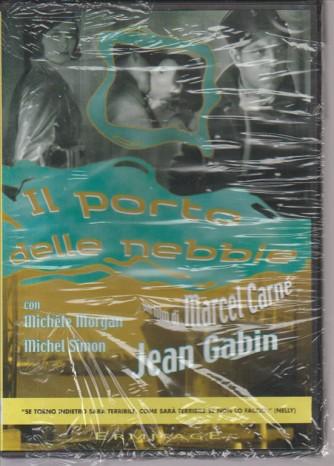 IL PORTO DELLE NEBBIE. UN FILM DI MARCEL CARNE' CON MICHELE MORGAN, MICHEL SIMON E JEAN GABIN.