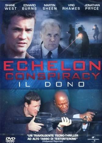 Echelon Conspiracy - Il Dono - Shane West, Edward Burns, Ving Rhames (DVD)