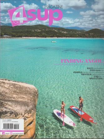 4 FOR SUP MAGAZINE. N. 24. GIUGNO/LUGLIO 2016. BIMESTRALE.