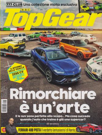 TopGear - n. 133 - mensile - dicembre 2018