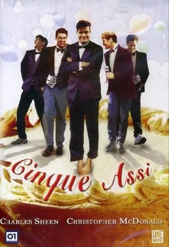 Cinque Assi - Charlie Sheen, Christopher McDonald, Tia Carrere (DVD)