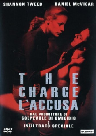 The Charge - L'Accusa - Daniel Mcvicar, Andrew Stevens, Shannon Tweed (DVD)