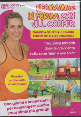 NEOMAMME IN FORMA CON JILL COOPER.