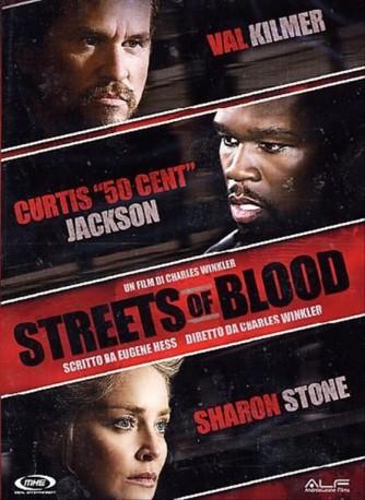 Streets Of Blood - Michael Biehn, Val Kilmer, Sharon Stone (DVD)