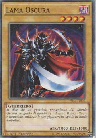Lama Oscura - Yu-Gi-Oh! - Konami